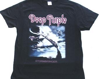 DEEP PURPLE T-SHIRT Stormbringer