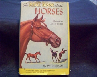 The Real Book of Horses