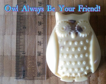 Owl Always Be Your Friend! soap