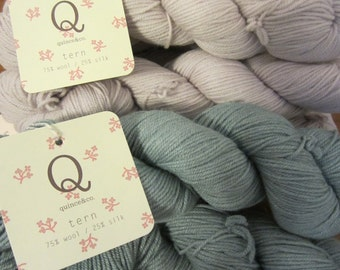 Tern by Quince & Co. with Wool and Silk