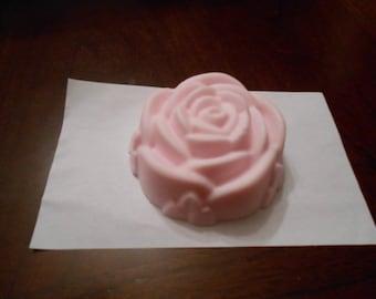 Handmade Rosette Soap