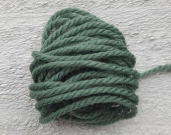 Australian Merino Wool: Supreme - Olive