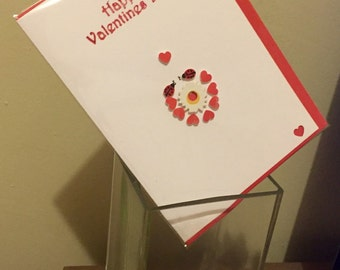 Happy Valentine's Day-Greeting Card