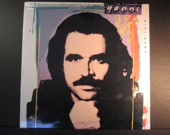 Yanni, Niki Nana , Private Music 2056-1-P, 1989, Modern Classical, last album put on vinyl, sealed LP