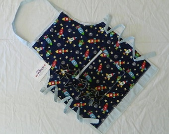 Childrens Apron Rocket Apron
