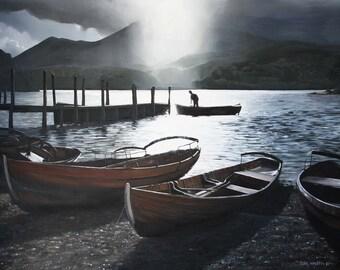 Ambleside, The Lake District
