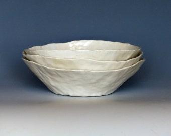 Shallow Bowls