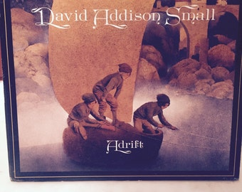 ADRIFT-David Addison Small CD
