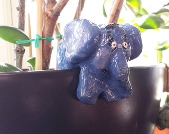 Horton inspired potted plant friend