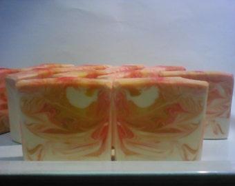 Patchouli Mimosa (butterfly swirl)