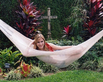 Hammock DOUBLE Size NATURAL Color