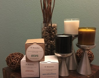 Scented Soy Candles by SV Branches