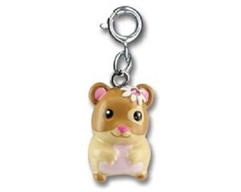 FREE shipping - Lovely hamster charm