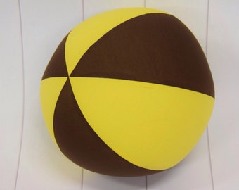 Balloon Ball Fabric, Balloon Ball Cover, Portable Ball, Travel Ball, Inflatable, Sensory, Special Needs, Hawthorn, Footy Team, Eumundi Kids