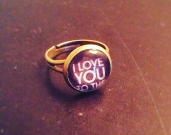 "ring ""l love you"""