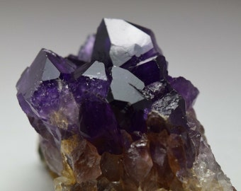 Amethyst Crystal Natural Purple Healing Crystal Reike Meditation Display Stone