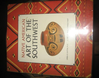 Native American Art of the Southwest Hardcover