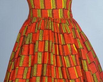 Tanganyika Dress
