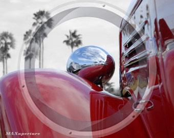 1934 Ford Chrome Headlight