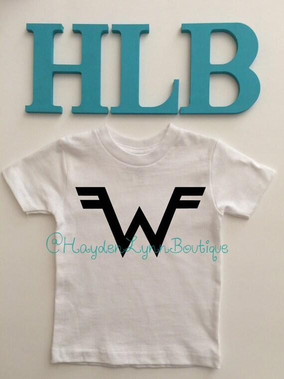 Weezer infant boy toddler boy onesie or t by haydenlynnboutique