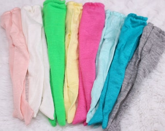 A019 Colorful Blythe Azone S Doll Tights Stockings Doll Clothes