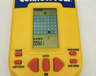 1995 connect 4 handheld