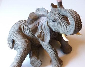 Elephant - Reclining