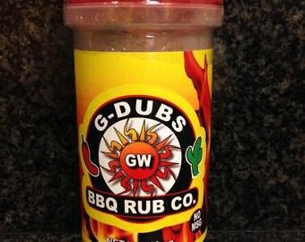 Gdubs Bbq Rub And Southwest Seasoning