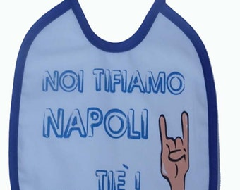 "BAVETTO ""We Tifiamo Naples .... Up yours """