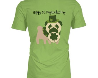 """Pug Rescue """"St. Pugtrick's Day"""""""