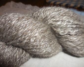 Silk and Yak Down Yarn