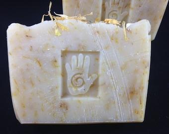 Calendula, Natural Deodorant Soap, Unscented