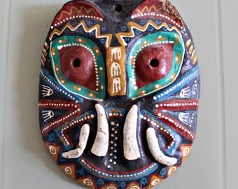 Decorative Mask from Peru