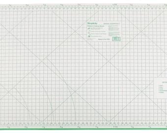 "Pattern Cutting Board 36X60"""