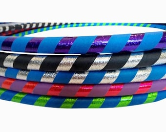 Infinity Collapsible Dance Pro Travel Hula Hoop
