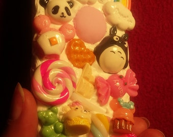 Decoden phone case iphone 5/5s - PINK&KAWAII