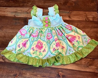 Knot Dress | 3m to 10y