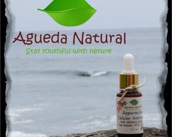 Serum Reparacion Celular Nocturno Agueda Natural 100% natural.5 oz