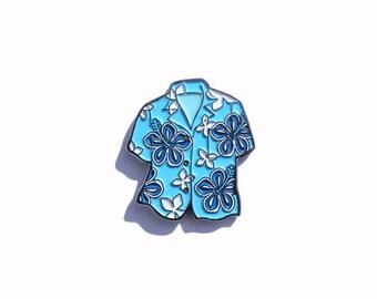 Hawaiian Shirt Pin