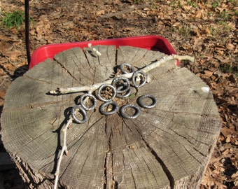 """1"""" Forged and Twisted Rings"""