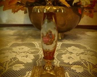 Beautiful Brass Candleholder