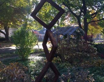 "Garden Sculpture ""Gateway"""