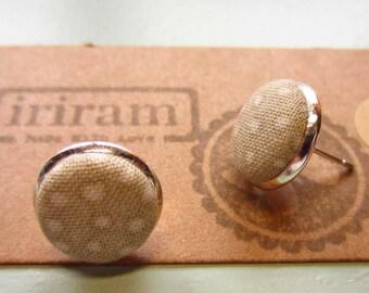 Mole earrings