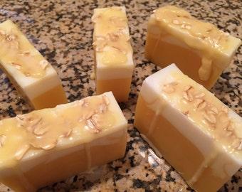 Beltane Oats & Honey Soap