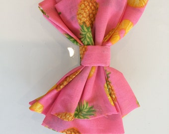 The pineapple dazzler bow