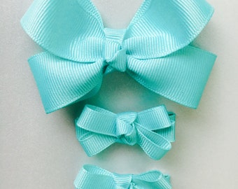 Bow and Clippie Set