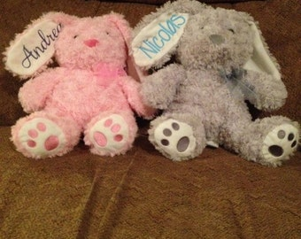 Personalized Bunnies