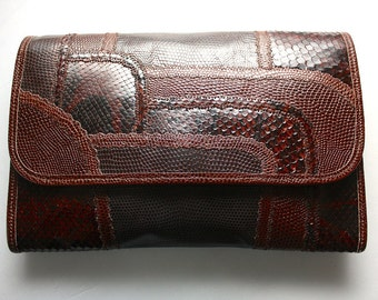 CARLOS FALCHI BROWN Purse