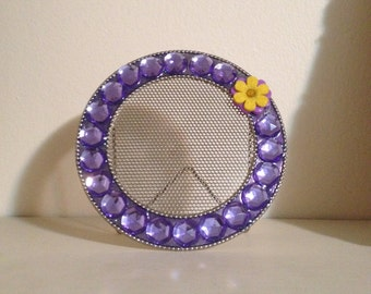 Hand-decorated Earring Holder