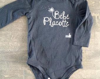 Onesie baby placotte